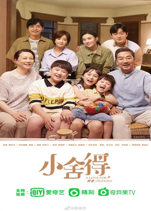 Watch Chinese Drama A Love For Dilemma on CnTvShow.com