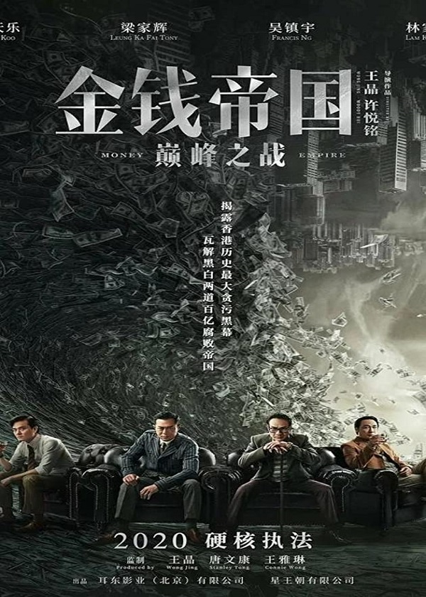 Watch Chinese Movie Once Upon a Time in Hong Kong on CnTvShow