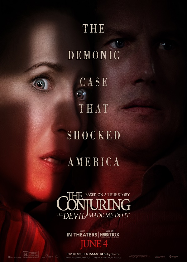 Watch English Movie The Conjuring The Devil Made Me Do It on CnTvShow