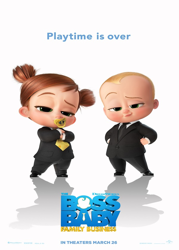 Watch English Movie The Boss Baby: Family Business on CnTvShow