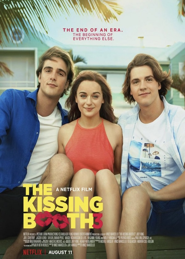 Watch English Movie The Kissing Booth 3 on Cntvshow