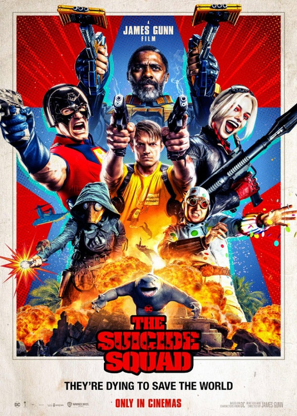 Watch English Movie The Suicide Squad on CnTvShow