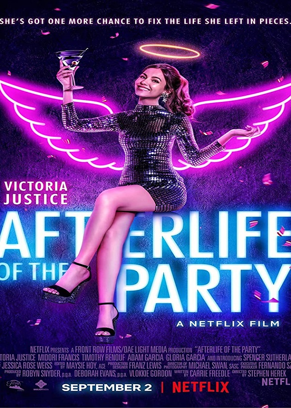 Watch English Movie Afterlife of the Party on CnTvShow