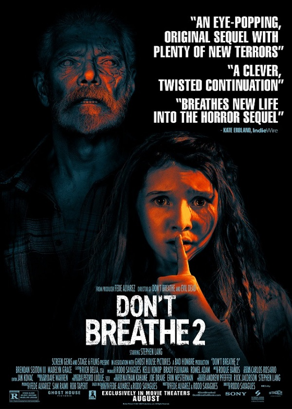Watch Eng Movie Don't Breathe 2 on CnTvShow