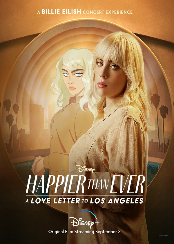 Watch Eng Movie Happier Than Ever: A Love Letter to Los Angeles on CnTvShow