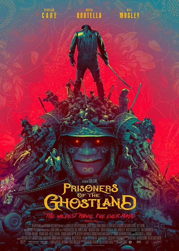 Watch Eng Movie Prisoners of the Ghostland on CnTvShow
